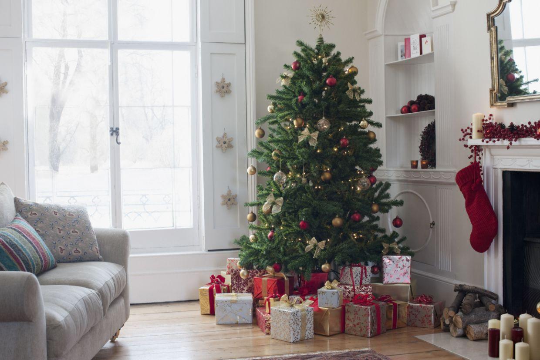 Artificial Christmas Trees