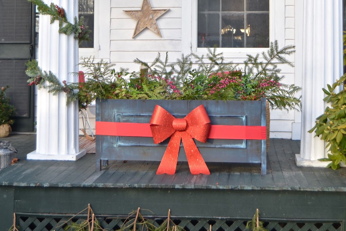 Outdoor Decoration Ideas for Christmas
