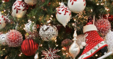 Christmas Ornaments Decoration
