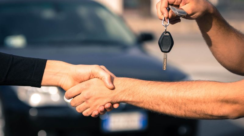 Buying a Pre-Owned Car
