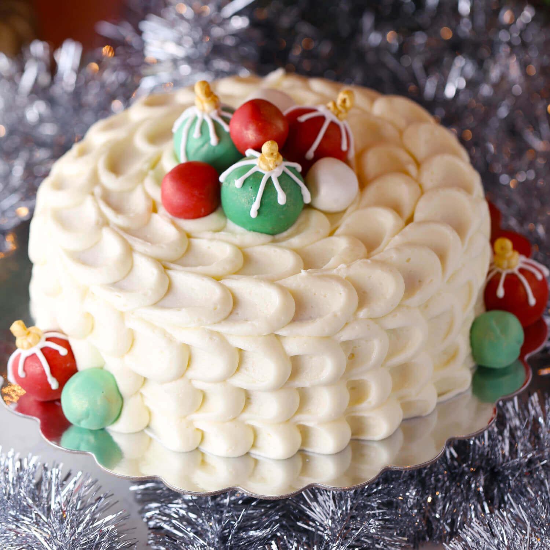 Christmas Cake Recipes