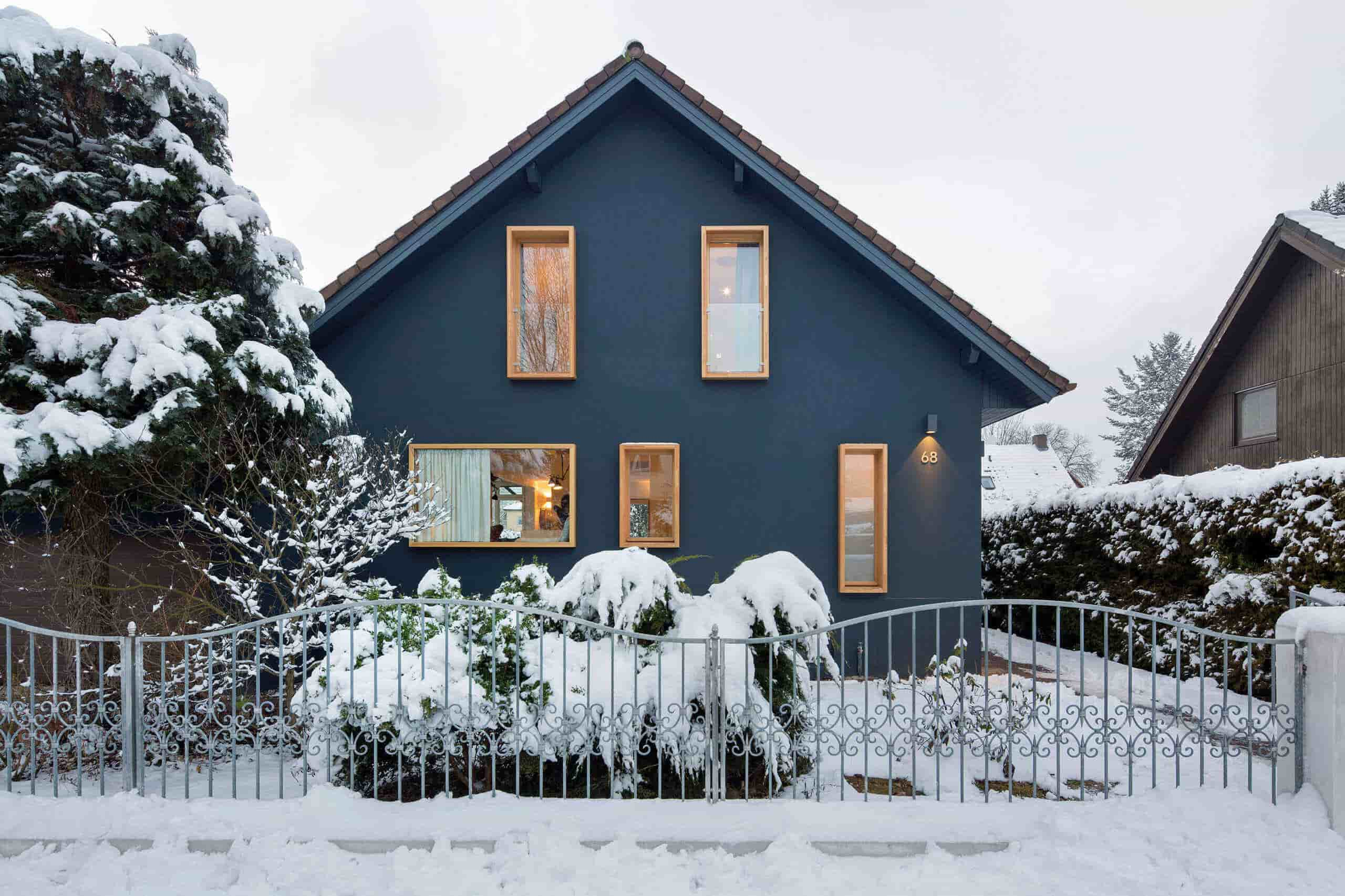 Scandinavian Home Exterior Designs