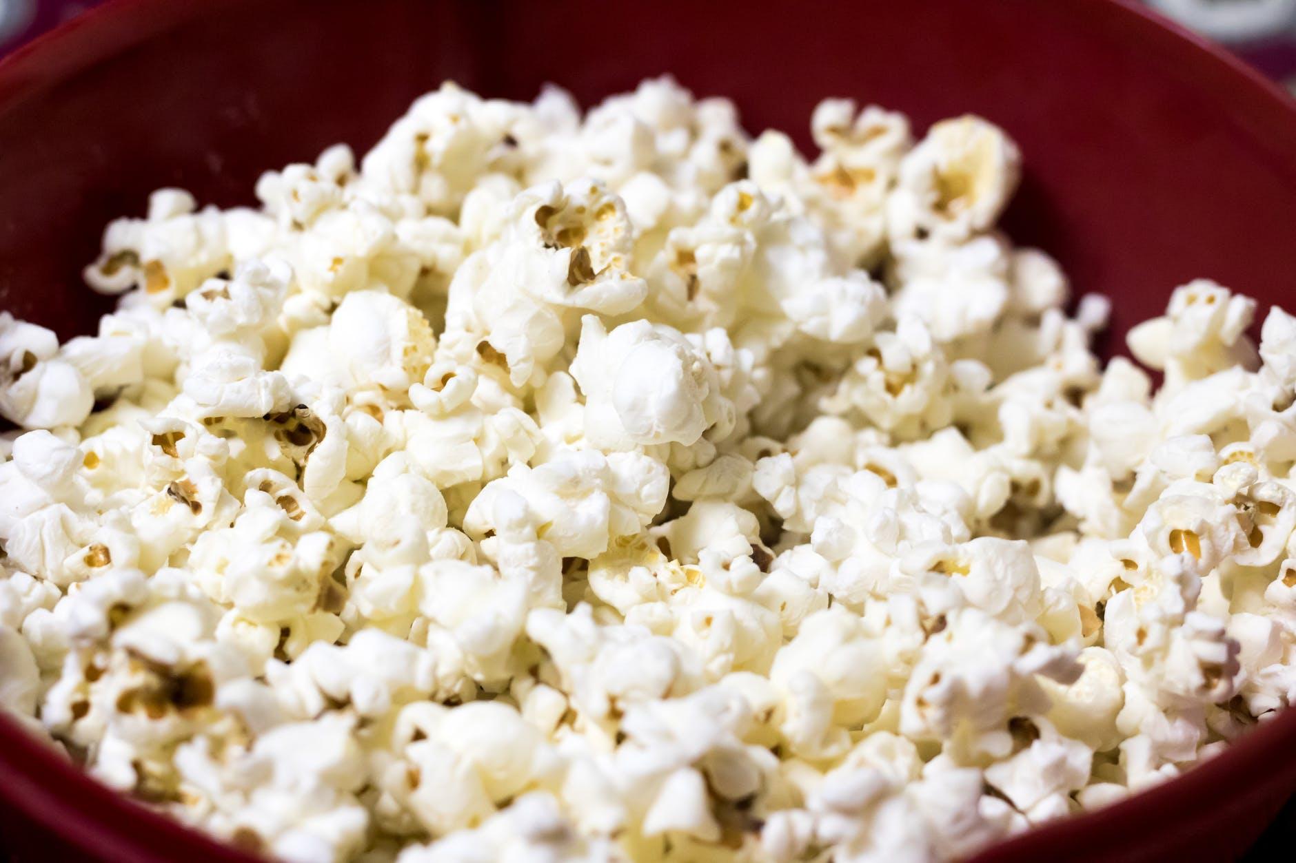 Whole White Popcorn