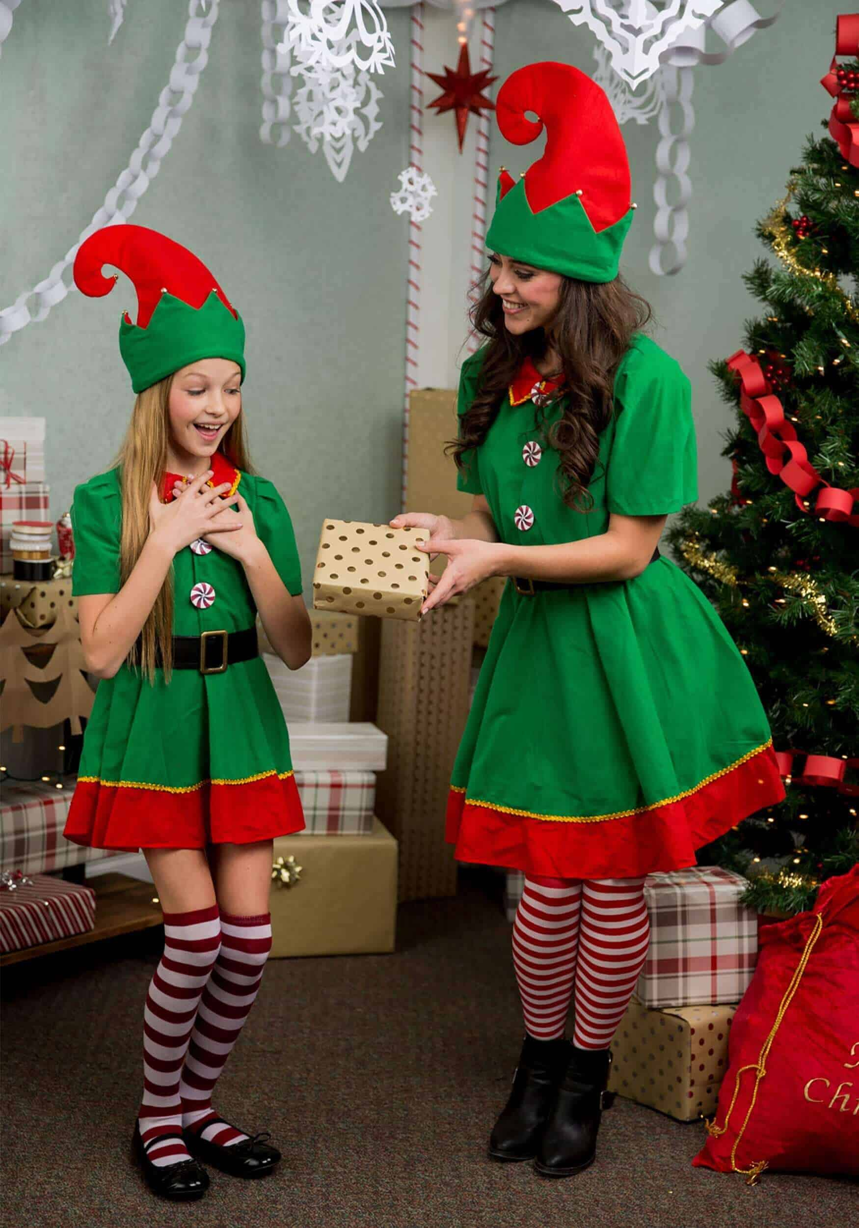 Costume Design Ideas for Christmas Party