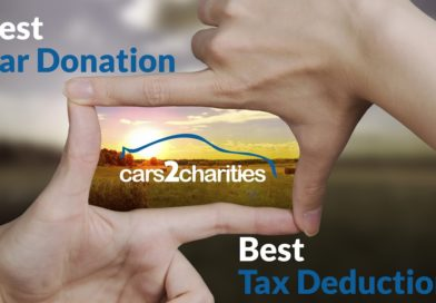 Car Donation and Tax Deductions