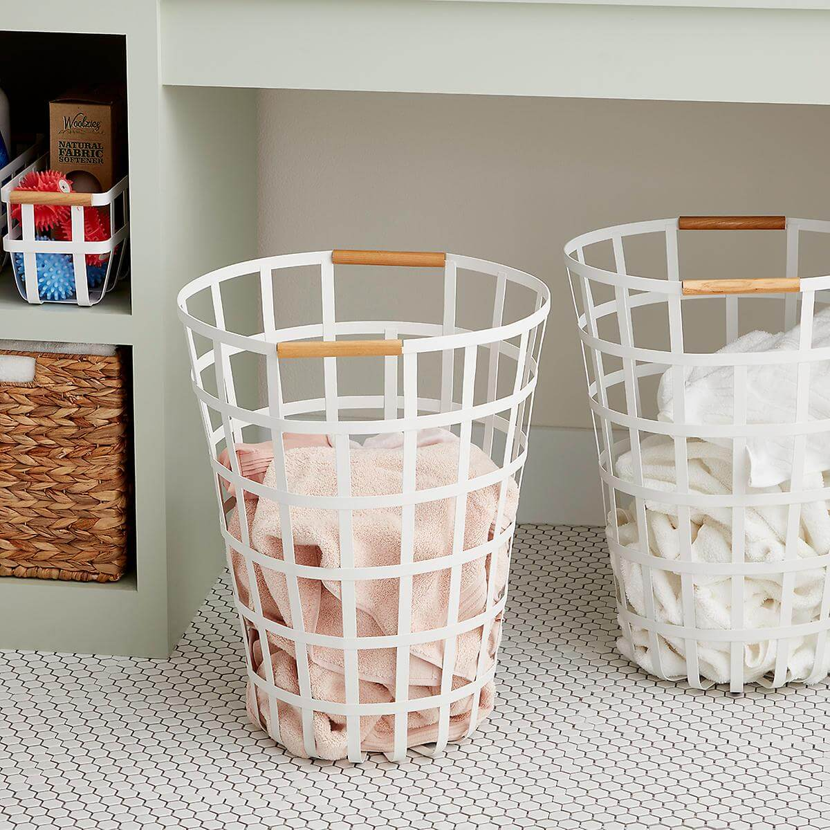 Laundry Hamper and Basket Design