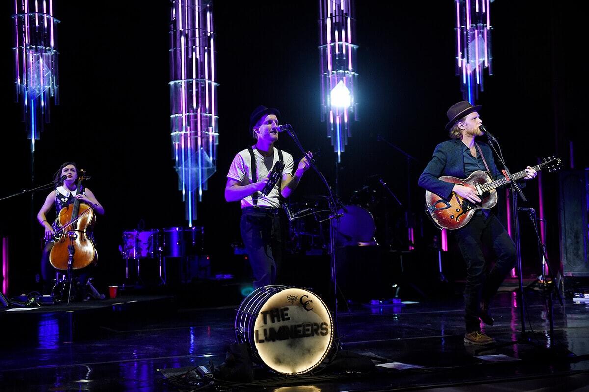 Lumineers concert