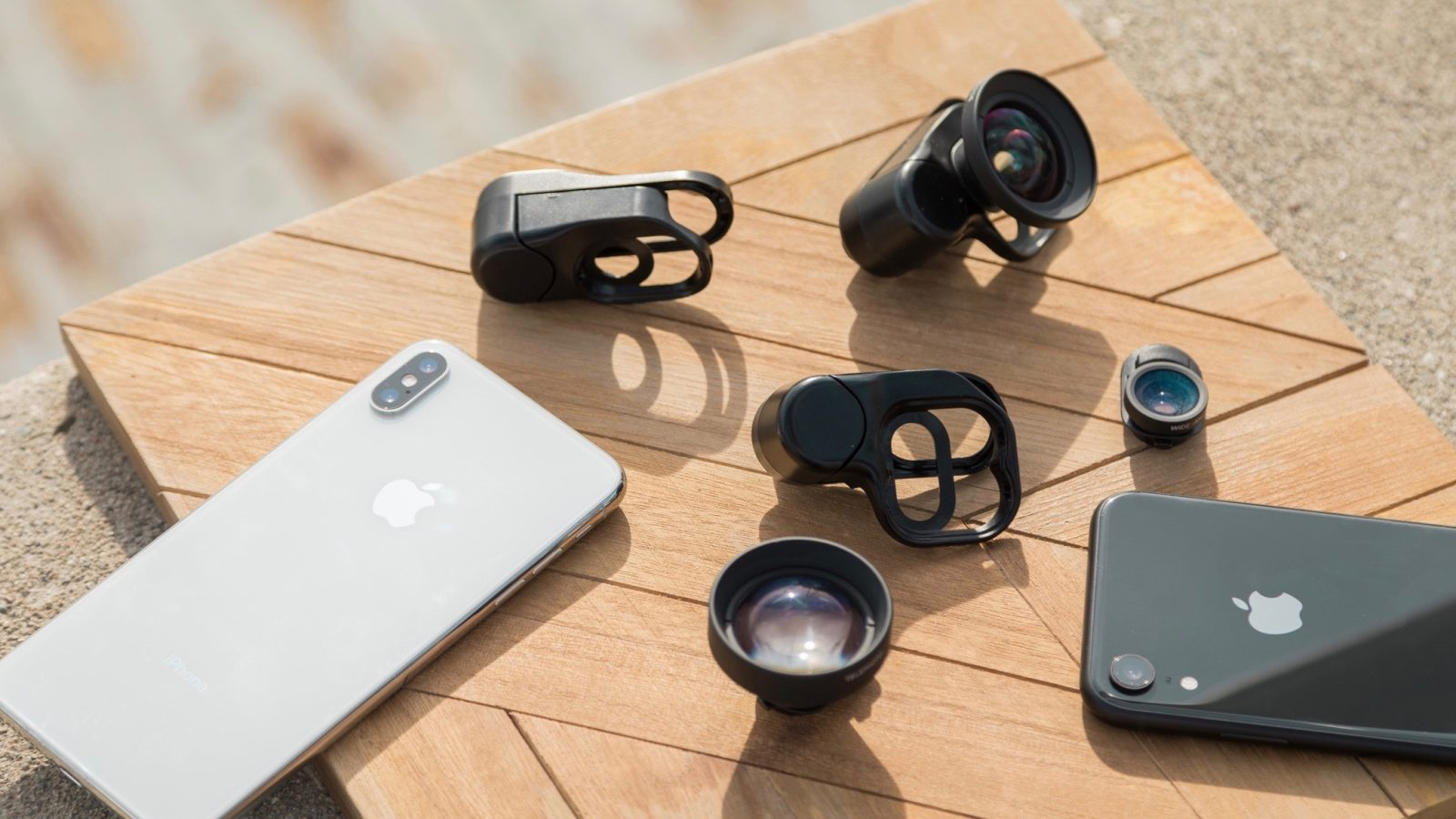 3-in-1 Lens Kit for Apple iPhone