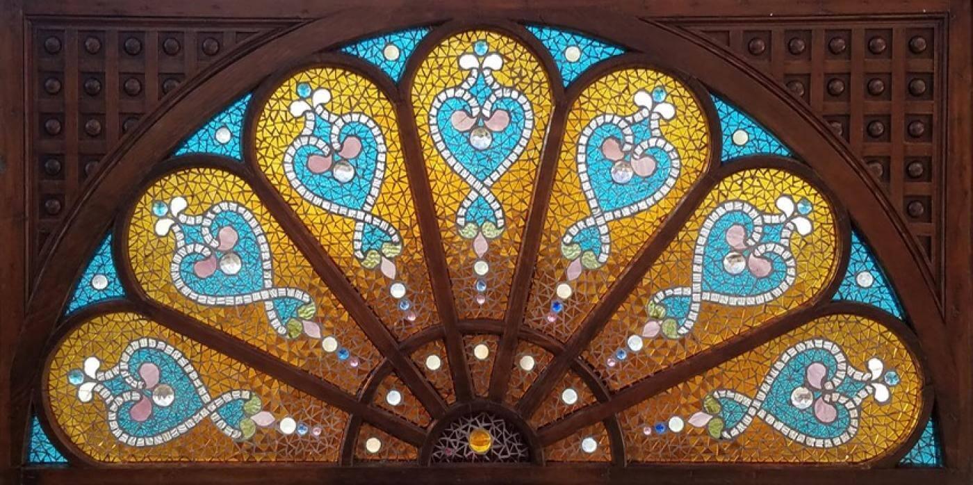 Custom Stained Glass Windows