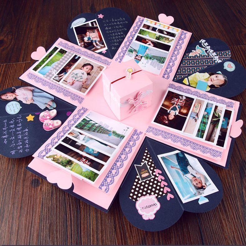 A photo box