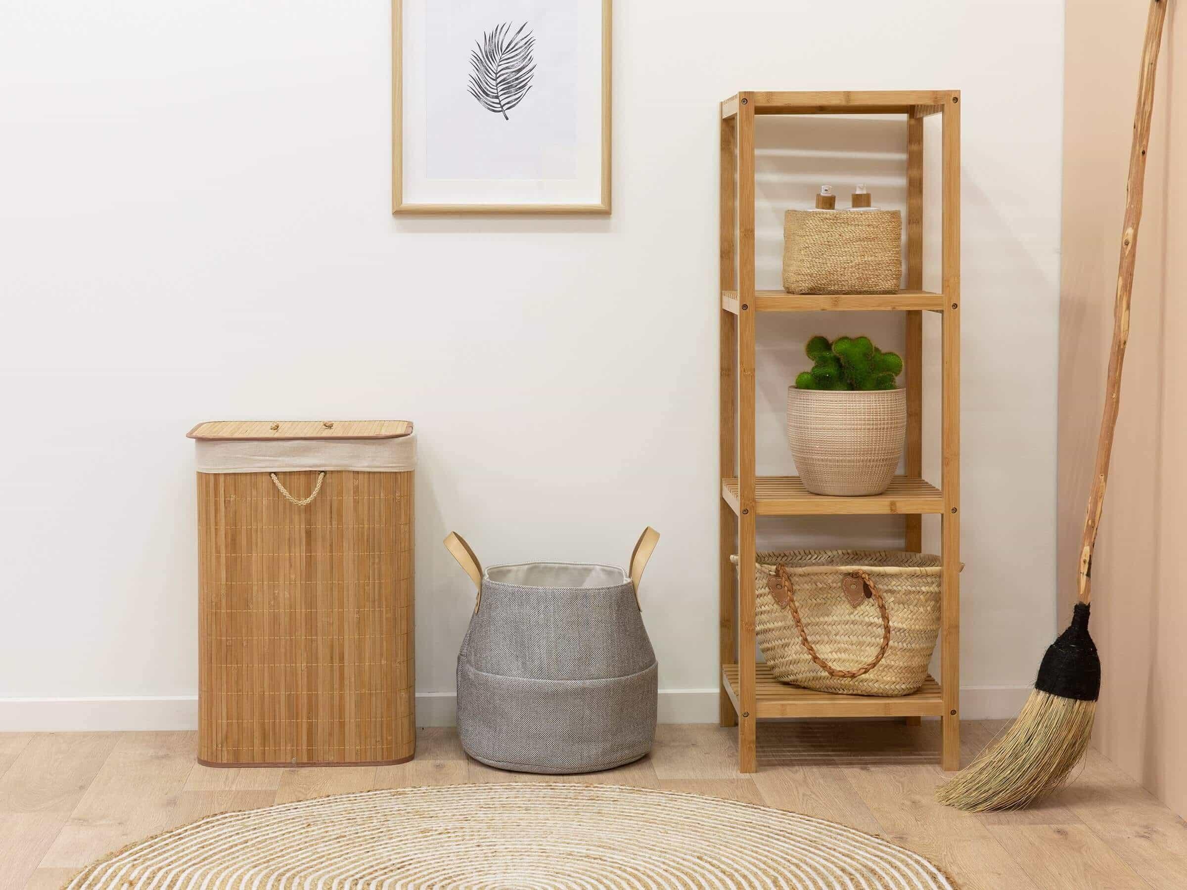Laundry Hamper and Basket Design