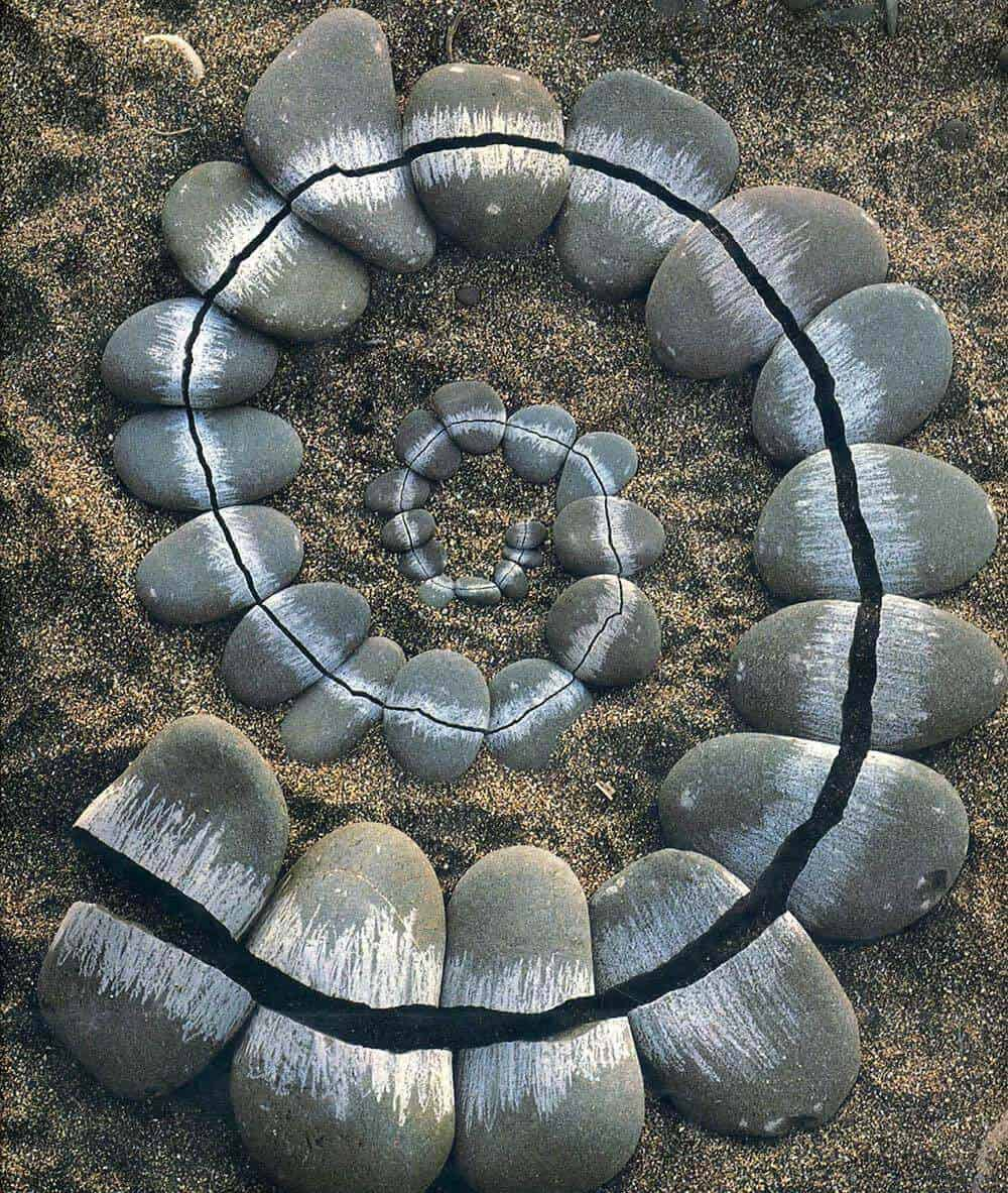 Andy Goldsworthy Art