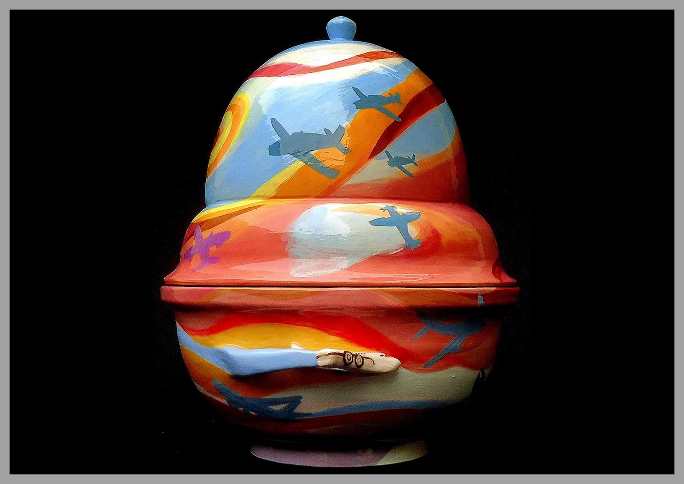 Aeronaut's Tableware by David Gomez