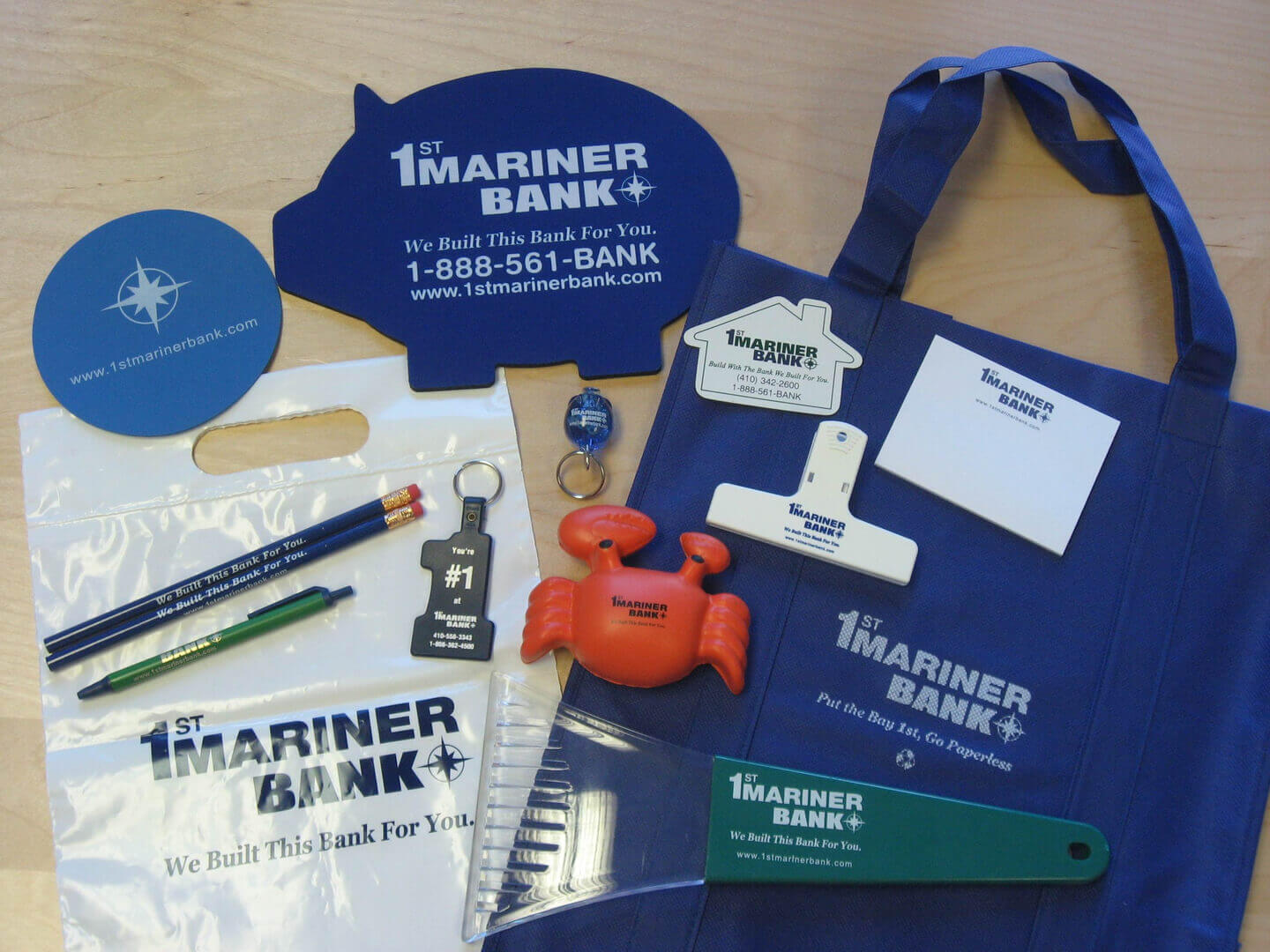 Promotional Products and Branded Merchandise