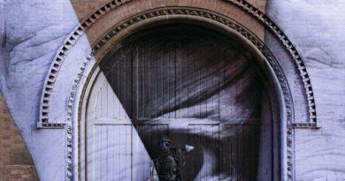 Real Life Invisible Man by Liu Bolin