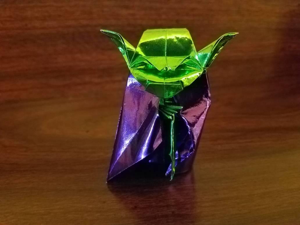 Jedi Origami