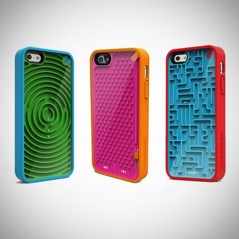 Maze iPhone 5 Case by Puregear