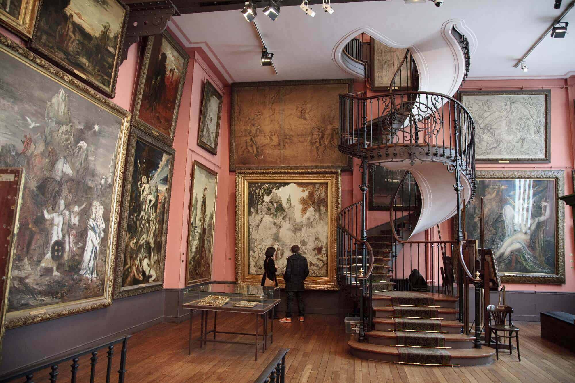 Musee National Gustave Moreau