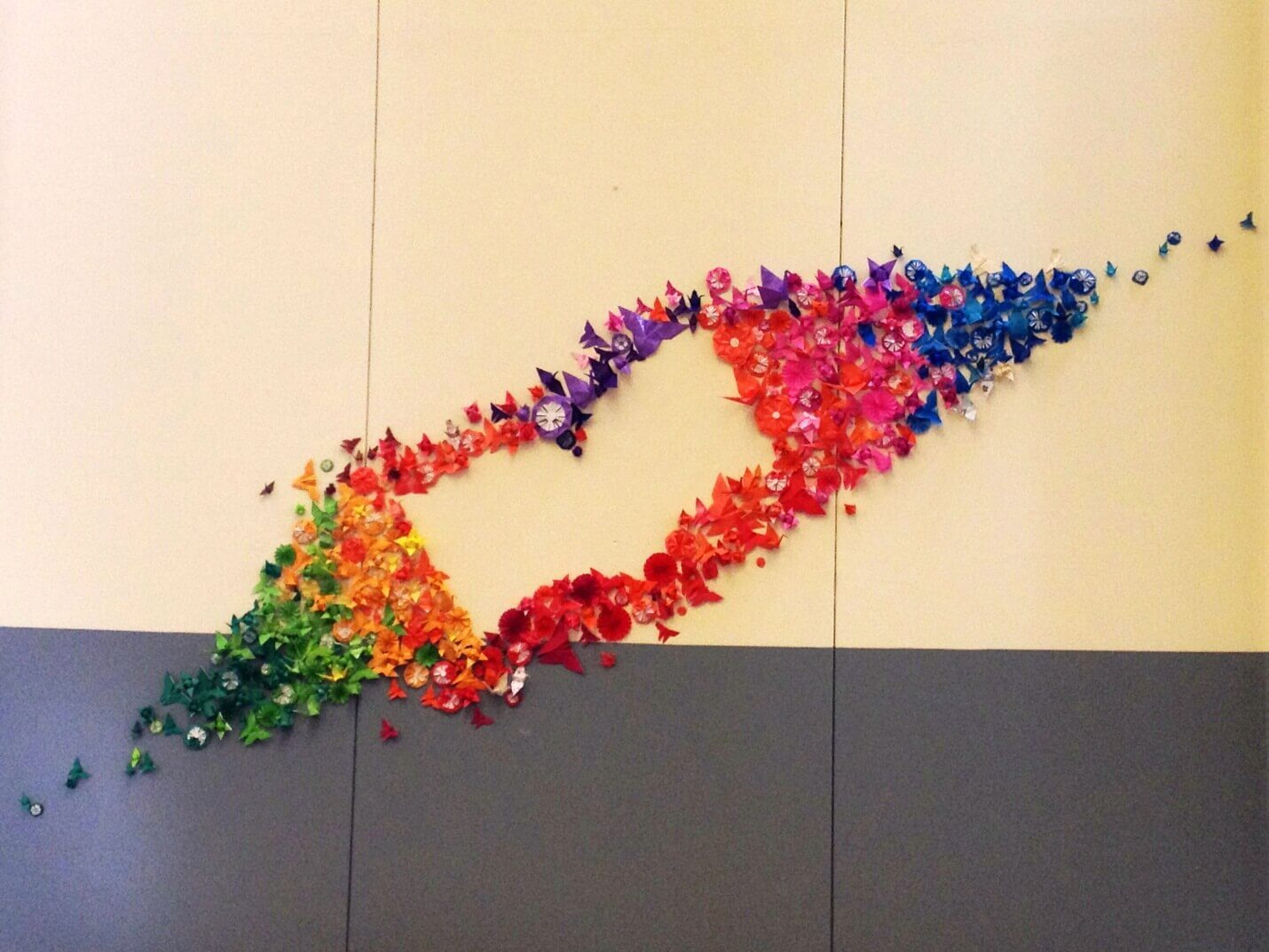 Origami Wall Art
