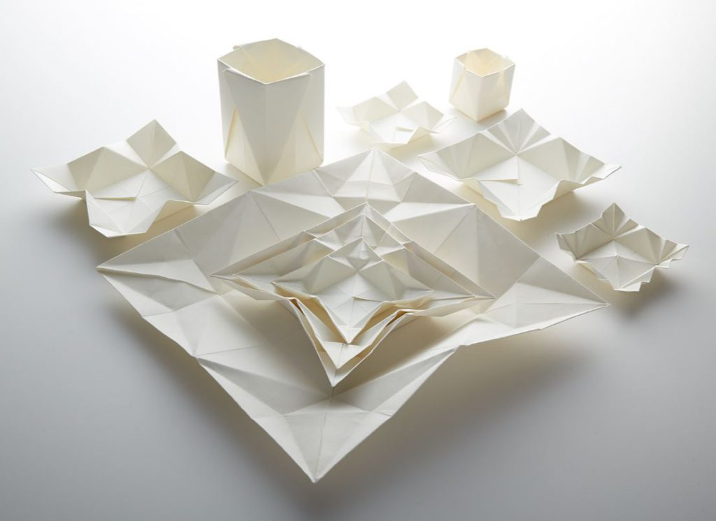 Paper Crane by Lori Sabina Piecyk