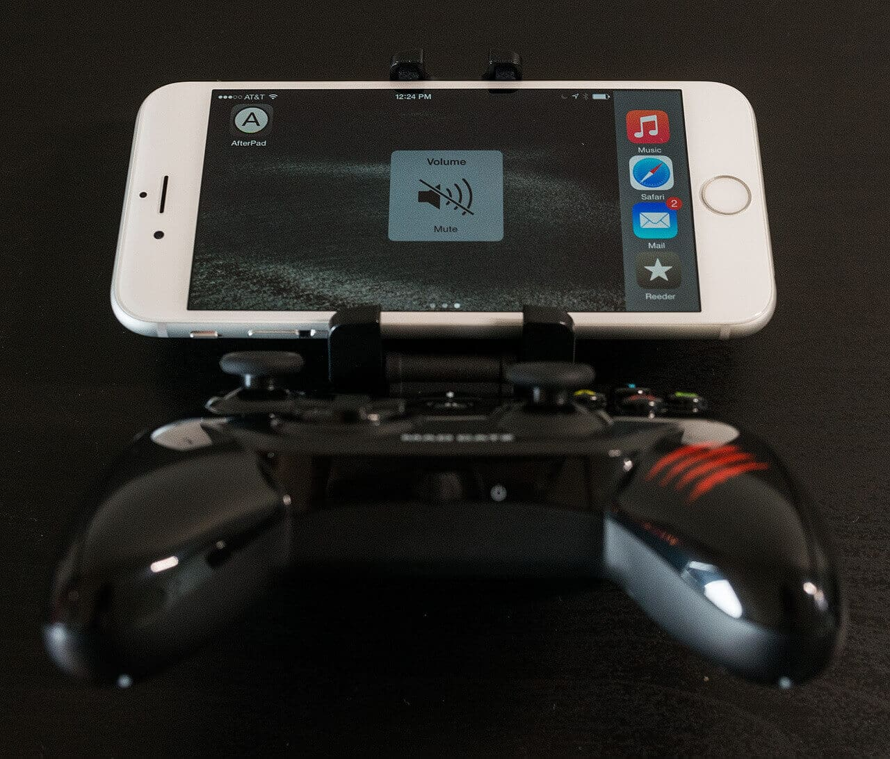Precise Gaming Micro Arcade Joystick