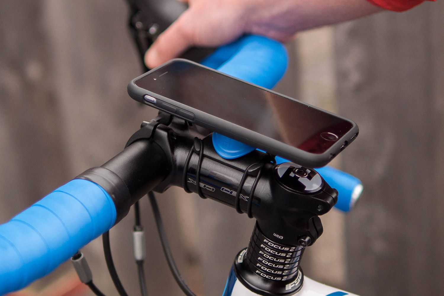 Quad Lock iPhone 5 Bike Mount Kit