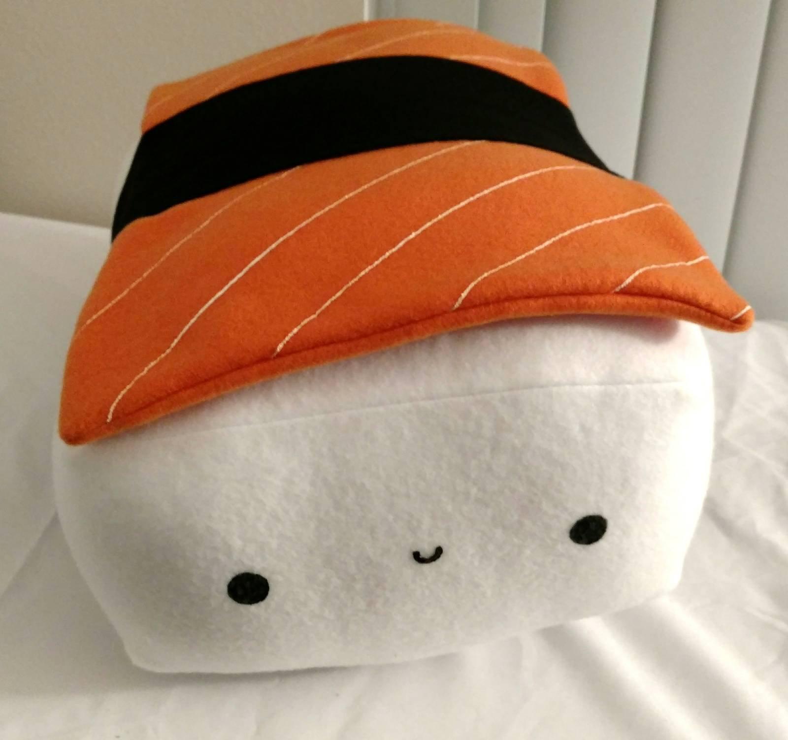 Salmon Nigiri Pillow
