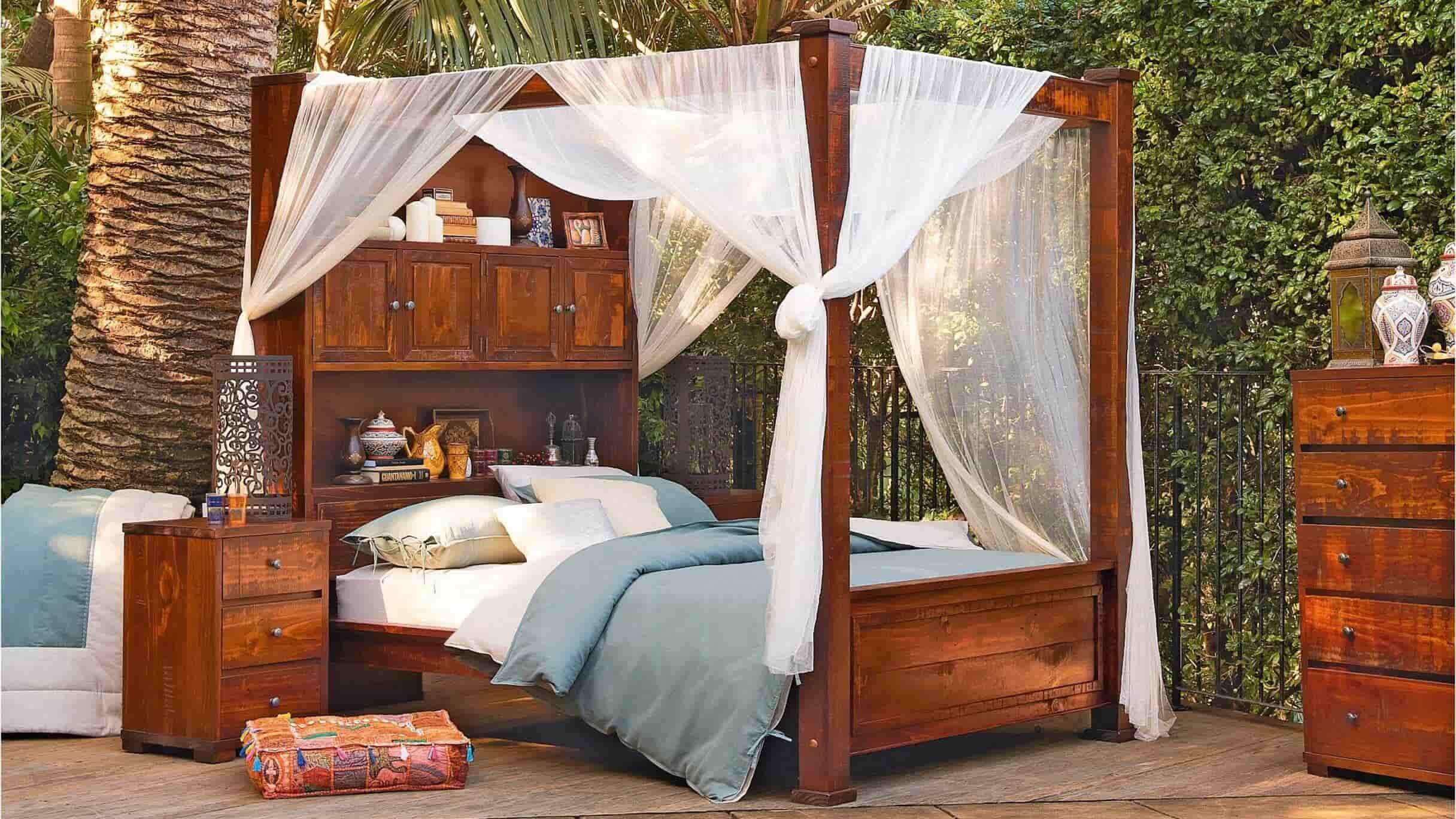 Best Fabulous Canopy Four Poster Bed Design Ideas Live Enhanced