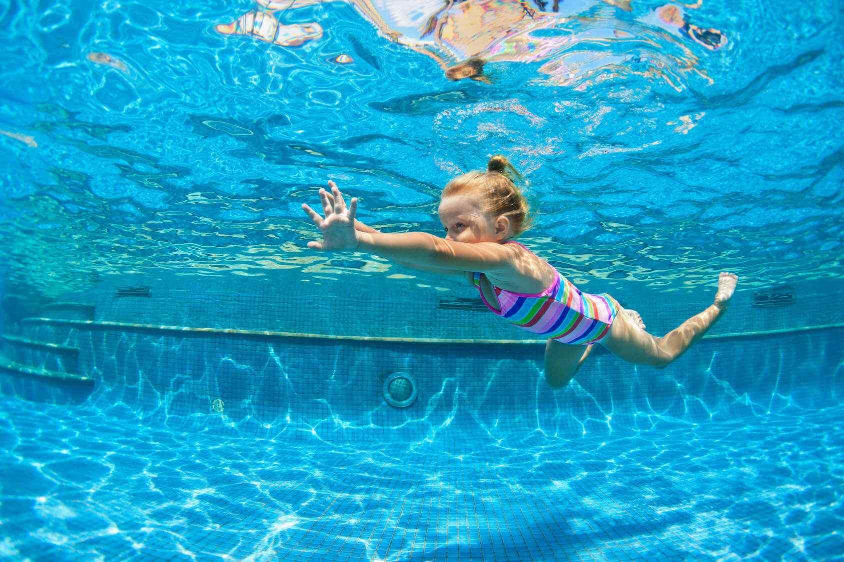swimming lession