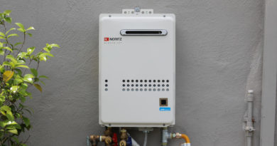 Difference Between Tankless And Traditional Water Heater