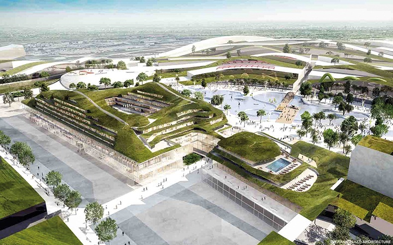 Best-new-property-developments-in-the-world-Europacity-Paris