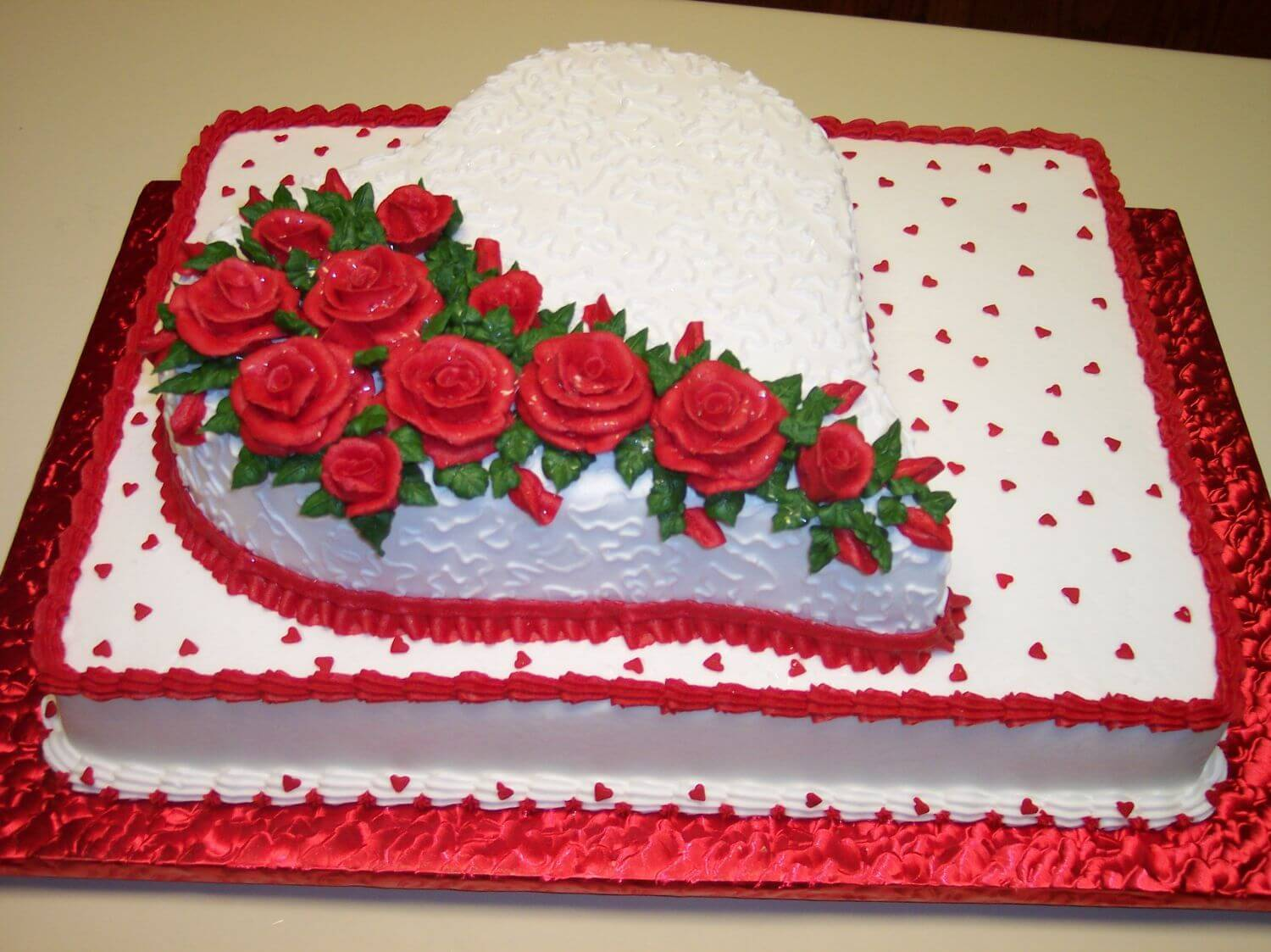 Cake Decoration Ideas for Valentine's Day