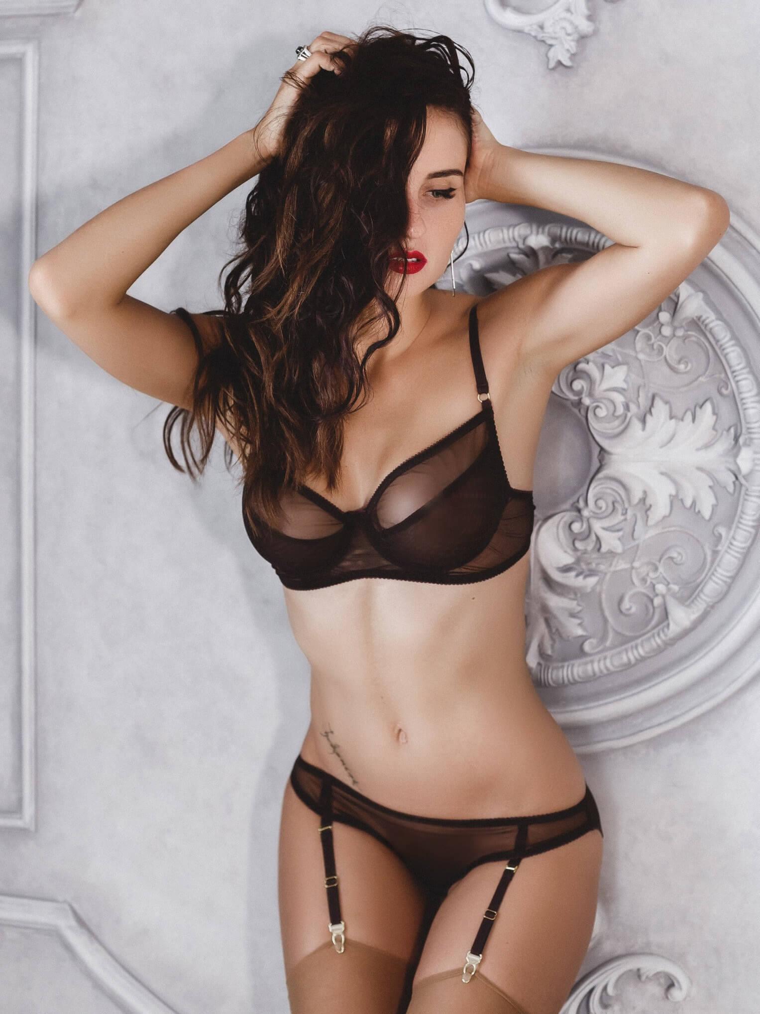 Erotic lingerie set