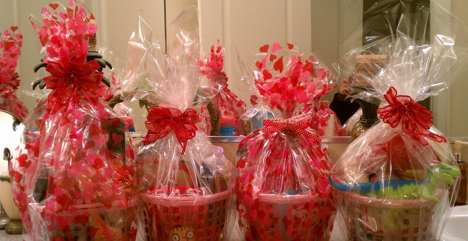 Valentine's Day Gift Basket