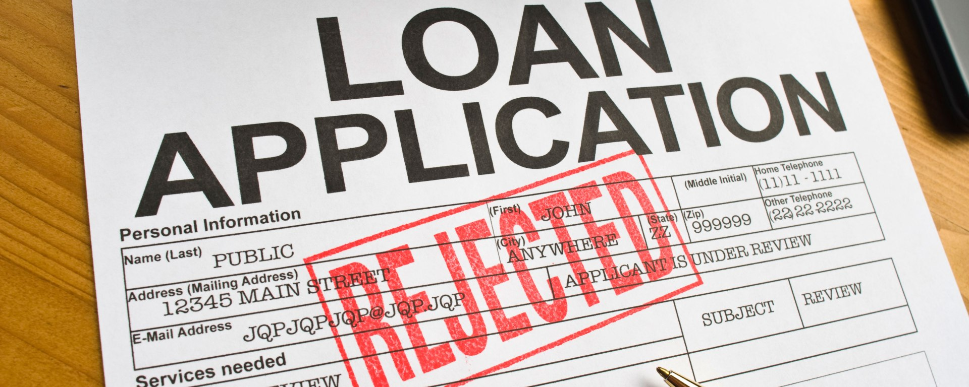 personal-loan-application-rejected