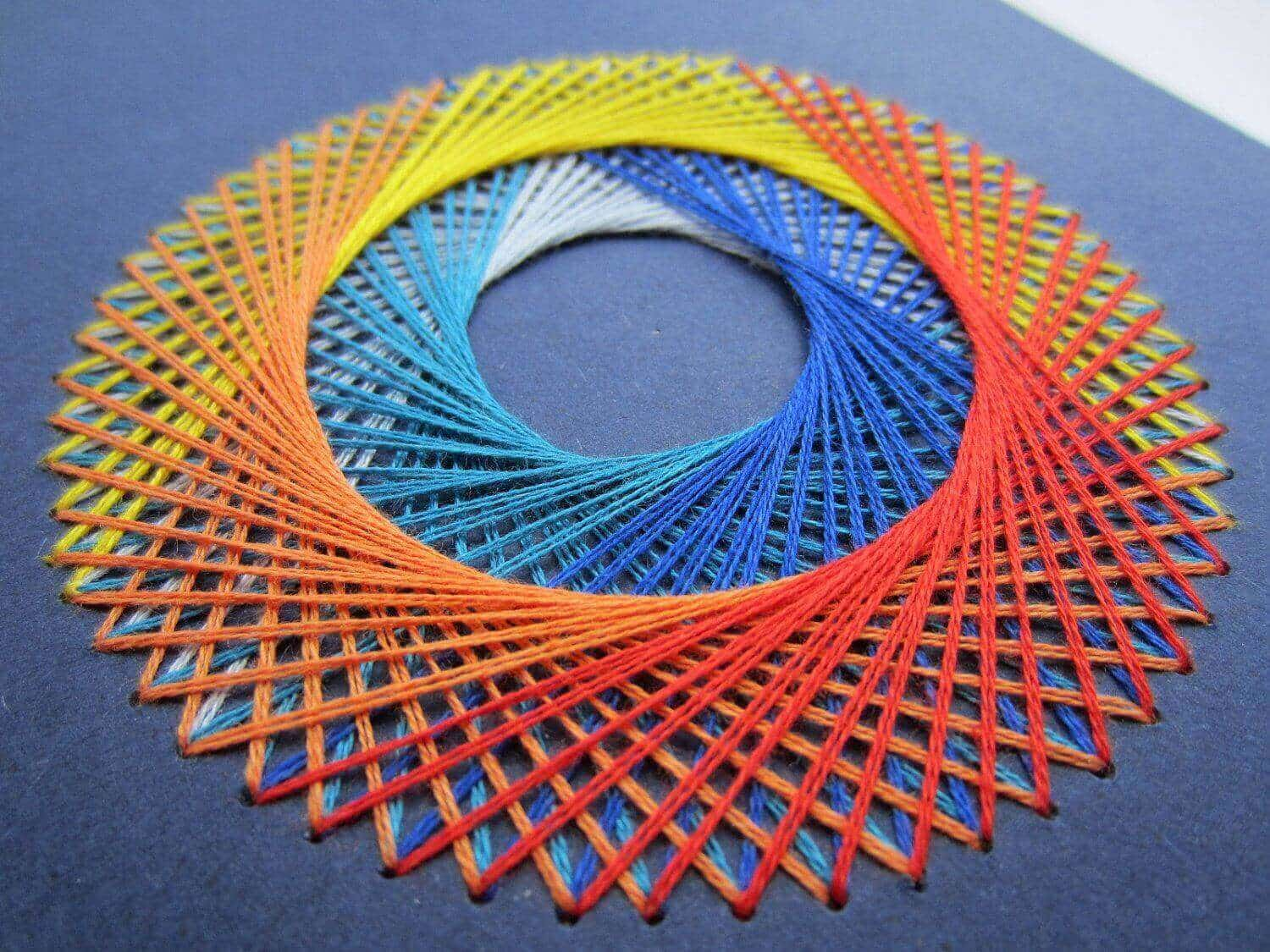 string art patterns