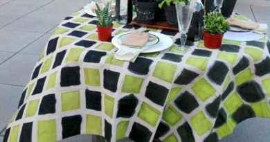 Table Cloth Designs