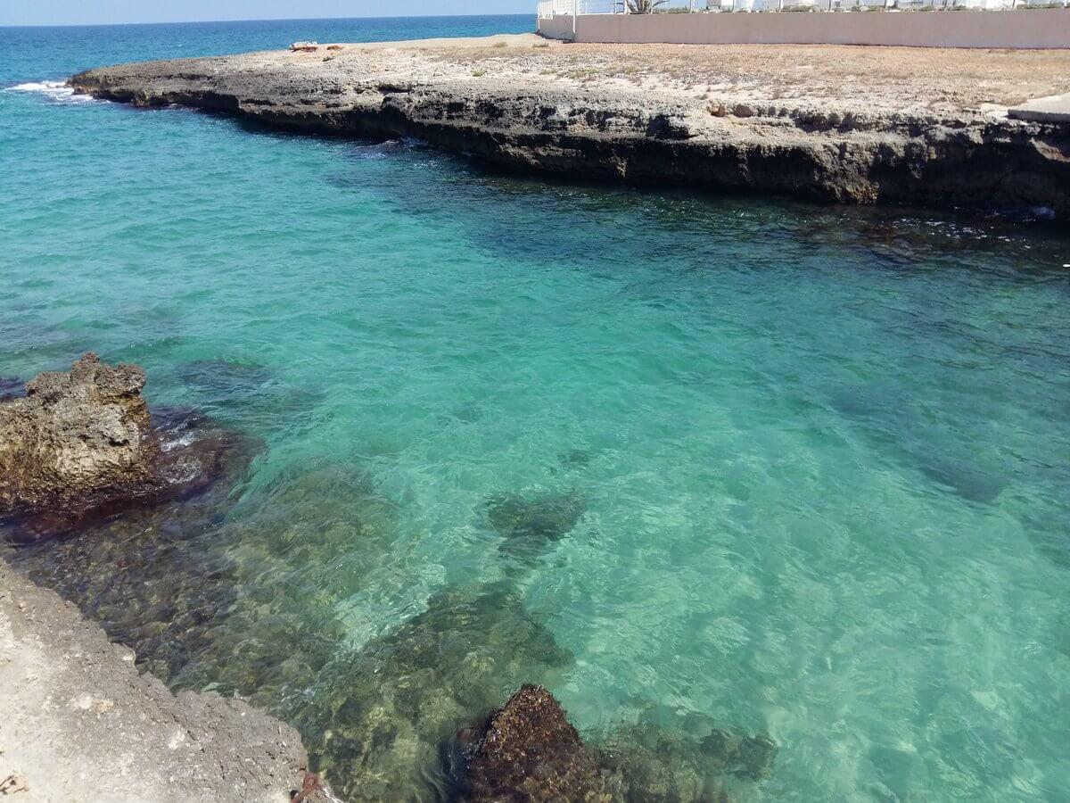 Costa Merlata beach