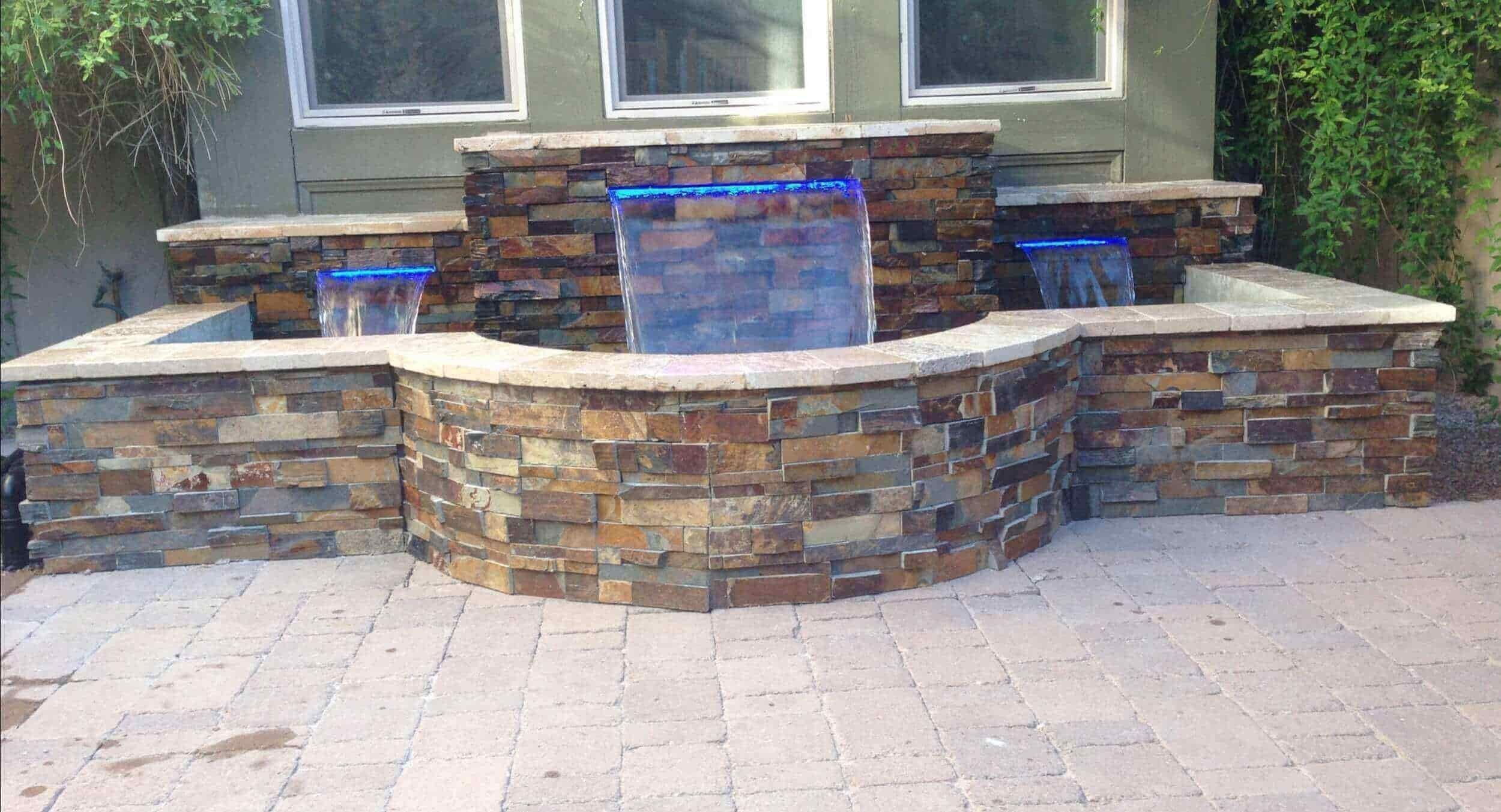 Outdoor Fountain Designs
