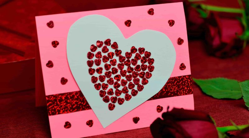 Personalized Greeting Cards for Valentine
