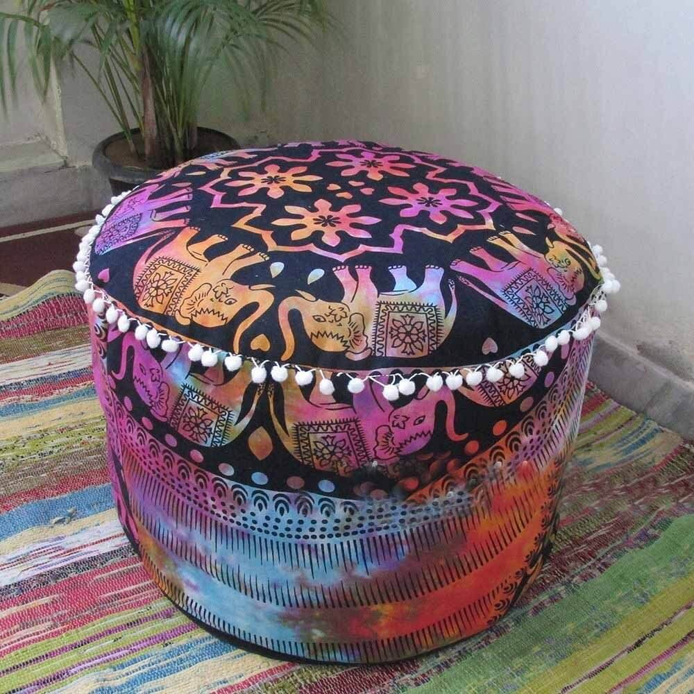 Ottomans and Puff Design