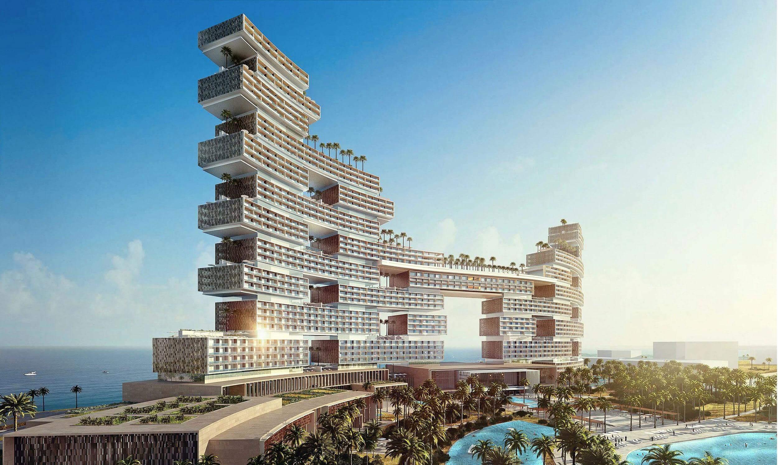 Royal Atlantis Resort & Residences.