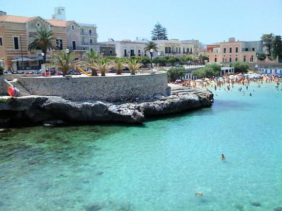 Santa Maria Al Bagno beach