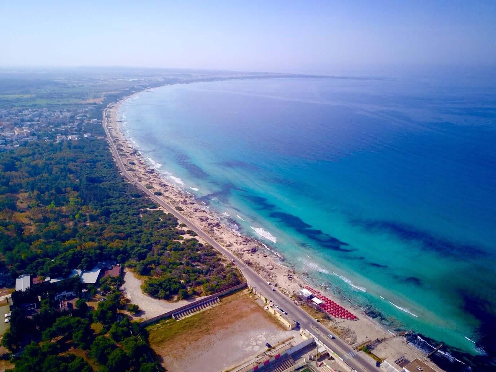 The Gallipoli beach of purity
