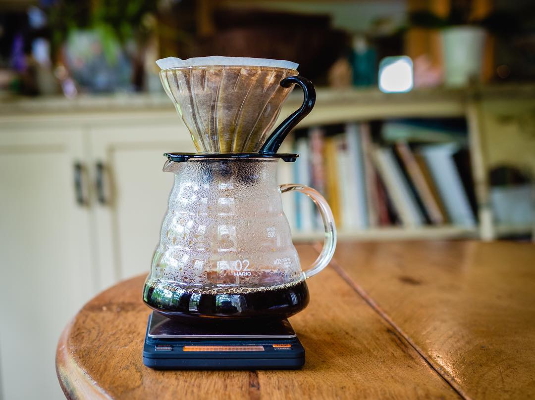 Coffee Brewing Method