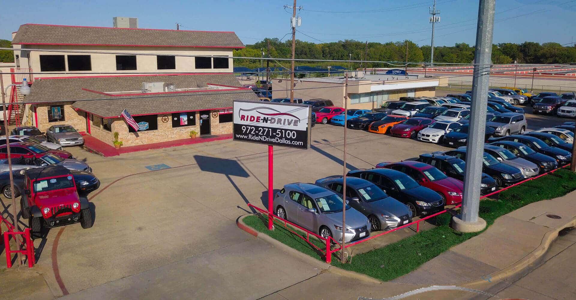 Dallas Parking Lot Maintenance