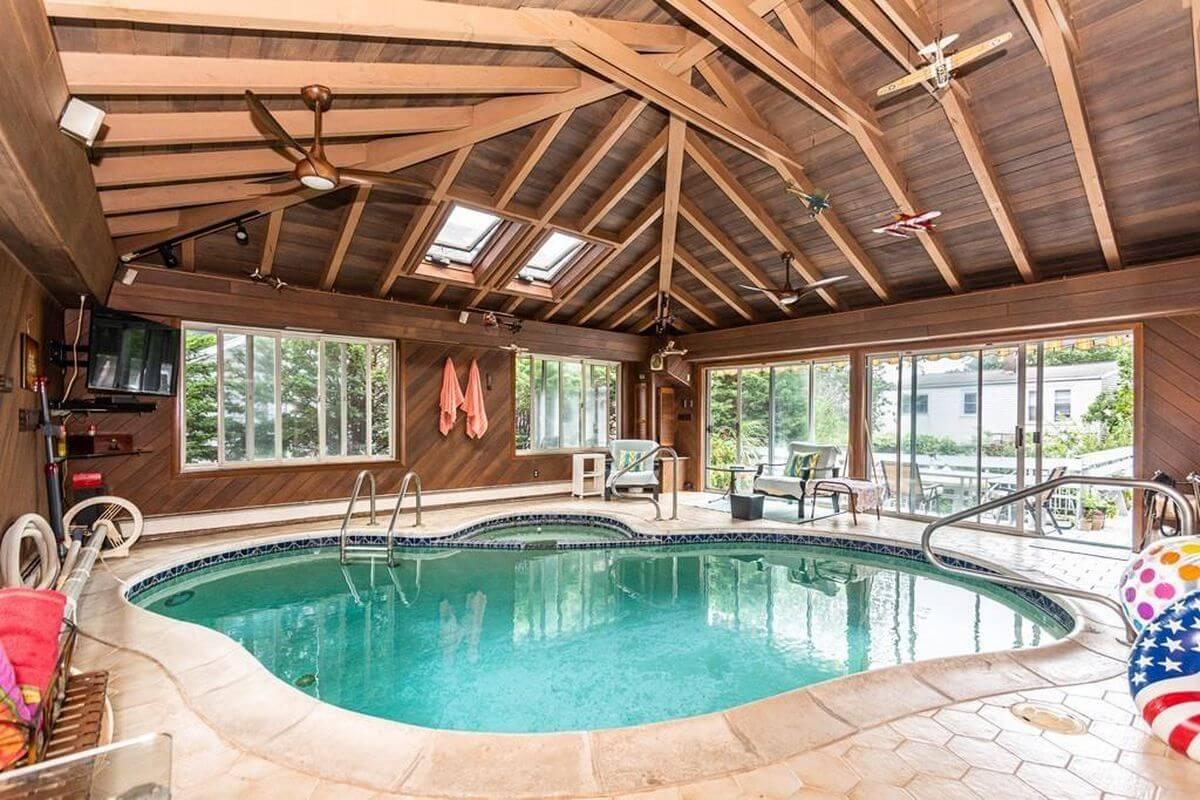 Beautiful Pool Houses