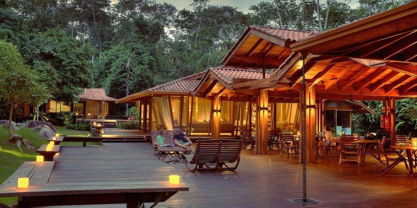 Cristalino Lodge, Grosso