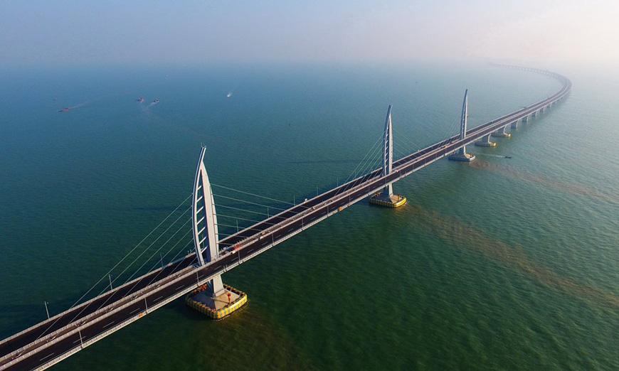 Danyang Kunshan Grand Bridge China