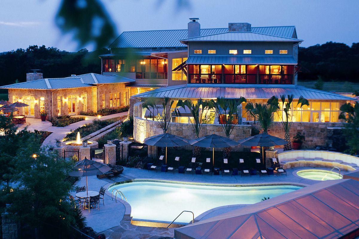 Lake Austin Spa Resort
